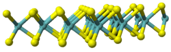 MoS2 Structure
